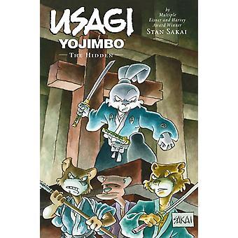Usagi Yojimbo Volume 33 The Hidden by Stan Sakai