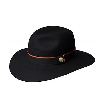 Holland Cooper Grayson Trilby Hat With Band