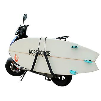 Northcore Lowrider Moped Carry Rack Surf Rack
