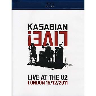 Kasabian - Kasabian-Live! Live på O2 [BLU-RAY] USA import