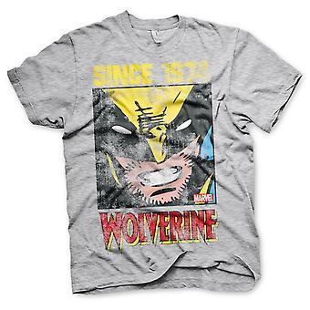 Wolverine X-Men Logan Marvel Comics Official T-Shirt