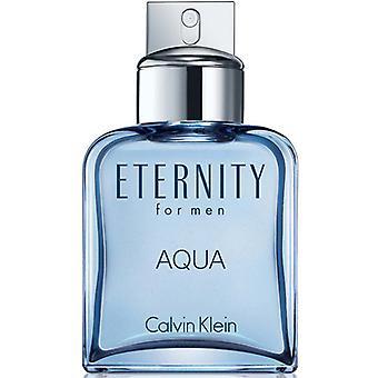 Calvin Klein Ewigkeit für Männer Aqua Eau de Toilette Spray 100ml