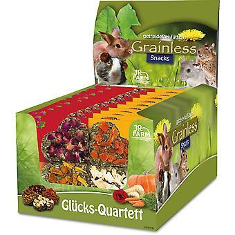 Jr Farm Snack Lucky Quartet (Kleine Tiere , Snacks)