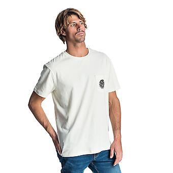 Rip Curl Men's T-Shirt ~ Original Våd bleg grøn