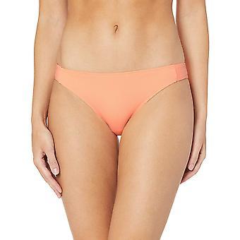 Roxy Women's Solid Beach Classics Mayo Bikini Alt, Sufle, M