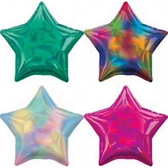 Anagramm 18-Zoll-Sterne Folie Ballon