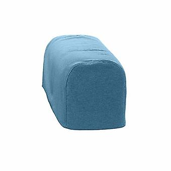Veranderende Sofa Large Size Marine Wool Feel Pair of Arm Caps voor Sofa Fauteuil