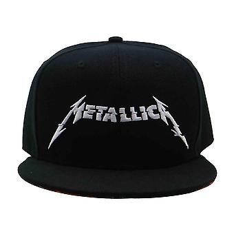 Metallica béisbol Cap Hardwired para auto destruir nuevo oficial negro Snapback
