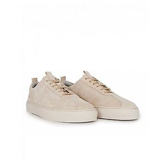 Grenson Sneaker 1 Suede Trainers