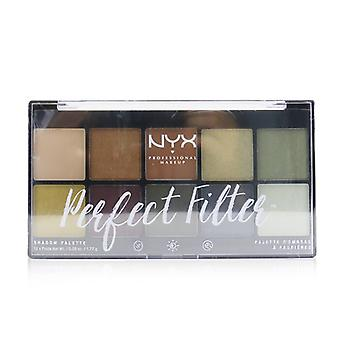 Perfect Filter Shadow Palette - # Olive You - 10x1.77g/0.06oz
