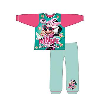 Minnie Mouse Girls Toddlers Born To Be A Star Pyjama Set