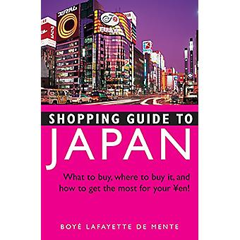 Shopping Guide to Japan - What to Buy - Where to Buy it - and How to G