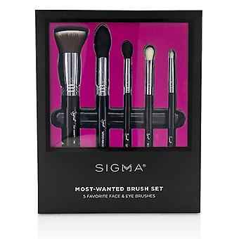 Sigma Beauty Most Wanted Pinsel Set 5er