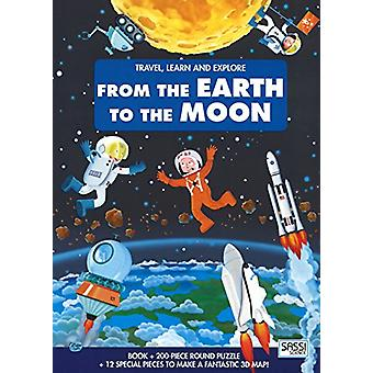 From The Earth to the Moon by Matteo Gaule - 9788868605353 Book