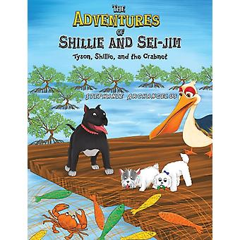 The Adventures of Shillie and SeiJim by Archangelus & Stephanie