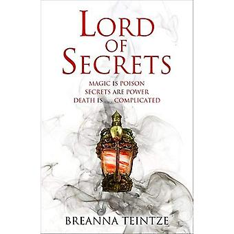 Lord of Secrets by Lord of Secrets - 9781787476240 Book
