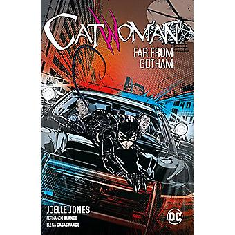 Catwoman Volume 2 - Far From Gotham by Joelle Jones - 9781401294779 Bo