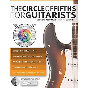 The Guitar: The Circle of Fifths for Guitarists: Learn and Apply Music Theory for Guitar