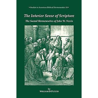 The Interior Sense of Scripture by William DiPuccio - 9780865545687 B