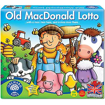 Orchard Toys alte Macdonald Lotto