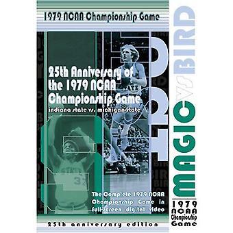 1979 NCAA Championship Michigan State/Indiana Stat [DVD] USA import