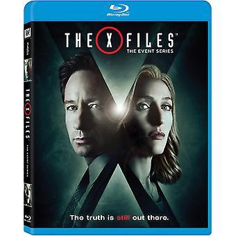 X-filer: Säsong 10 [Blu-ray] USA import