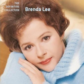 Brenda Lee - Definitive Collection [CD] USA import