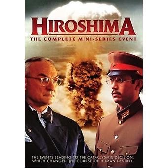 Hiroshima: Complete Miniseries Event [DVD] USA import