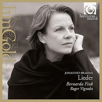 J. Brahms - Brahms: Lieder [CD] USA import