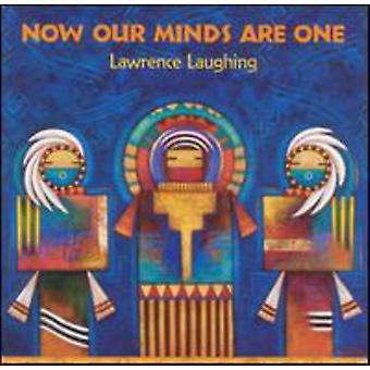 Lawrence Laughing - Now Our Minds Are One [CD] USA import
