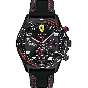 SCUDERIA FERRARI - Wristwatch - Men - 0830717 - PILOTA EVO