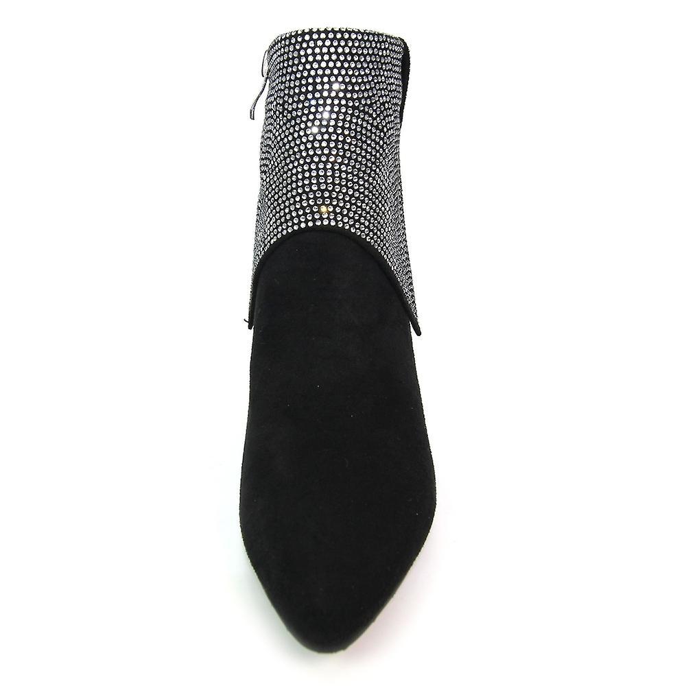 Lunar Hadleigh Gemstone Ankle Boot