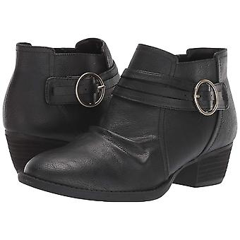 Dr. Scholl's Women's Shoes Jenna Fabric Closed Toe Ankle Fashion Boots