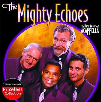 Mighty Echoes - Mighty Echoes [CD] USA import
