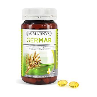 Germar (Wheat germ oil) 150 capsules