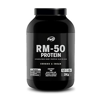 RM 50 Protein Cookies and Cream 2 kg