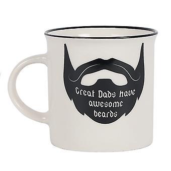 Something Different Dad´s Beard Ceramic Mug