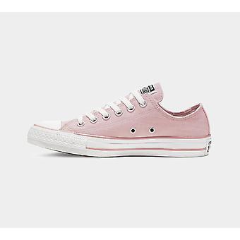 Converse Ctas Ox 564344C Plum Chalk Womens Shoes Boots