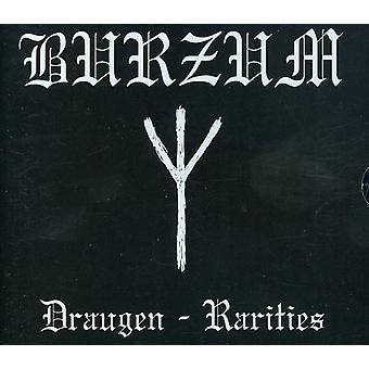 Burzum - Draugen: Rarities [CD] USA import