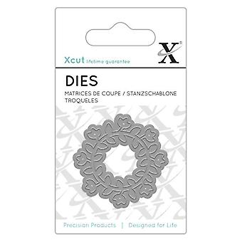 Xcut Dinky يموت الكرمة إكليل الزهور (XCU 503338)