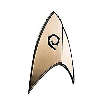Character Goods Star Trek Discovery Magnetic Insignia Badge Operations
