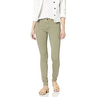 Brand - Daily Ritual Women's 5-Pocket Skinny Jean All Colors, sage, 29...