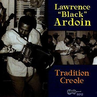 Lawrence Ardoin - Tradition Creole [CD] USA import