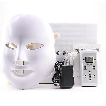 Kasvojen led-naamio 7 väriä vaalea kauneus fotonihoito ihonhoitoon
