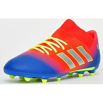 Adidas Nemeziz Messi 18.3 FG Junior Blau / Rot / Grün / Silber