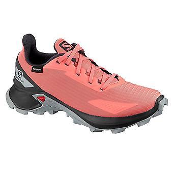 Salomon Alphacross Blast Cswp 411227 corriendo todo el año zapatos para mujer