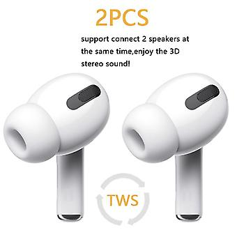 Funny Big-headset Design Bluetooth-speaker Cool-gift Wireless Column Support Tws Pairing Stereo-sound Of Ios/android Huge Earbud
