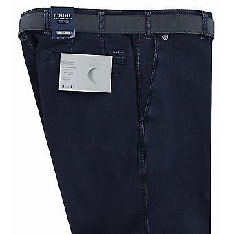 BRUHL Bruhl Ultralight Stretch Cotton Trouser