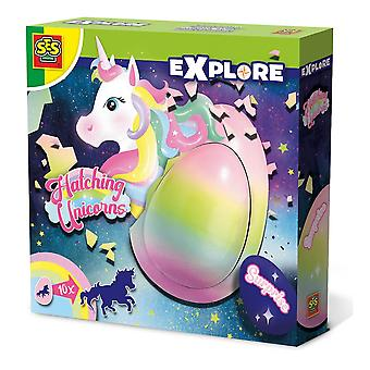 SES Creative Children's Explore Hatching Unicorns (25121)