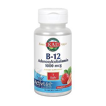 Kal B12 Adenosylcobalamin, 90 Count